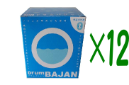 ドラムバジャン×12