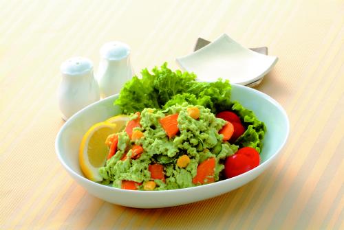 グリーンポテトサラダ